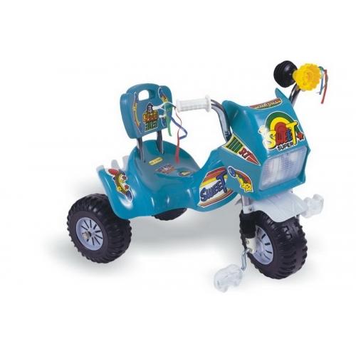Τρίκυκλο παιδικό ποδήλατο - blue