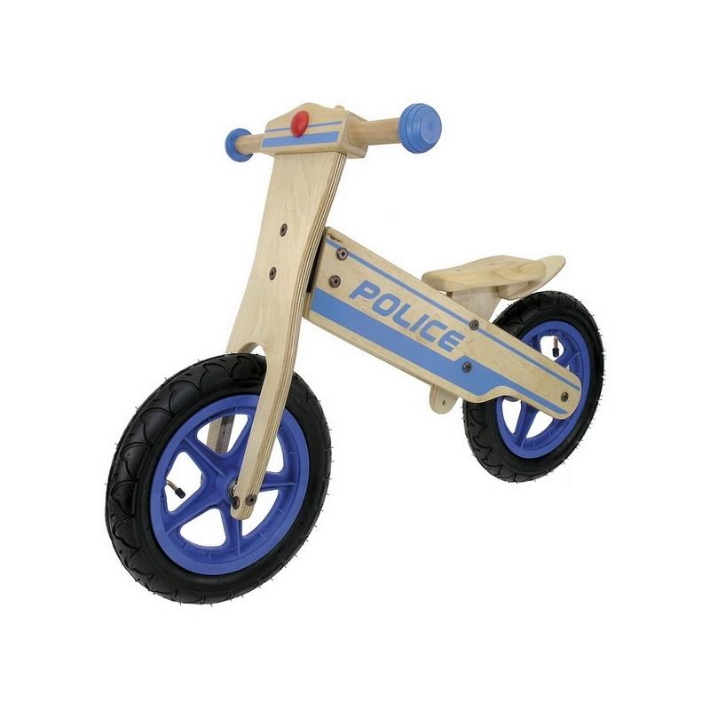 Ξύλινο παιδικό ποδήλατο ισορροπίας Dalavikas bikes