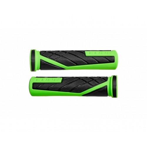 Χειρολαβές CUBE Performance Black / Green - 13199 Δαλαβίκας bikes