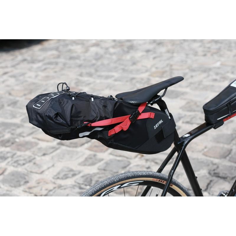 Zefal Z Adventure R17 τσαντάκι σέλας ποδηλάτου Dalavikas bikes