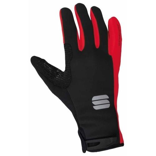 Γάντια Sportful Windstopper ESSENTIAL 2 - Black/Red . Δαλαβίκας bikes