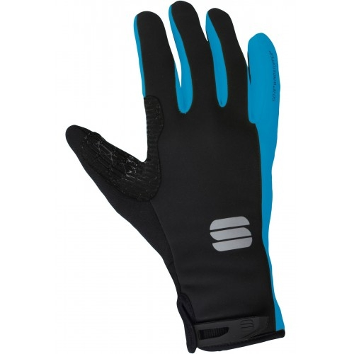 Γάντια Sportful Windstopper ESSENTIAL 2 - Black/blue Δαλαβίκας bikes