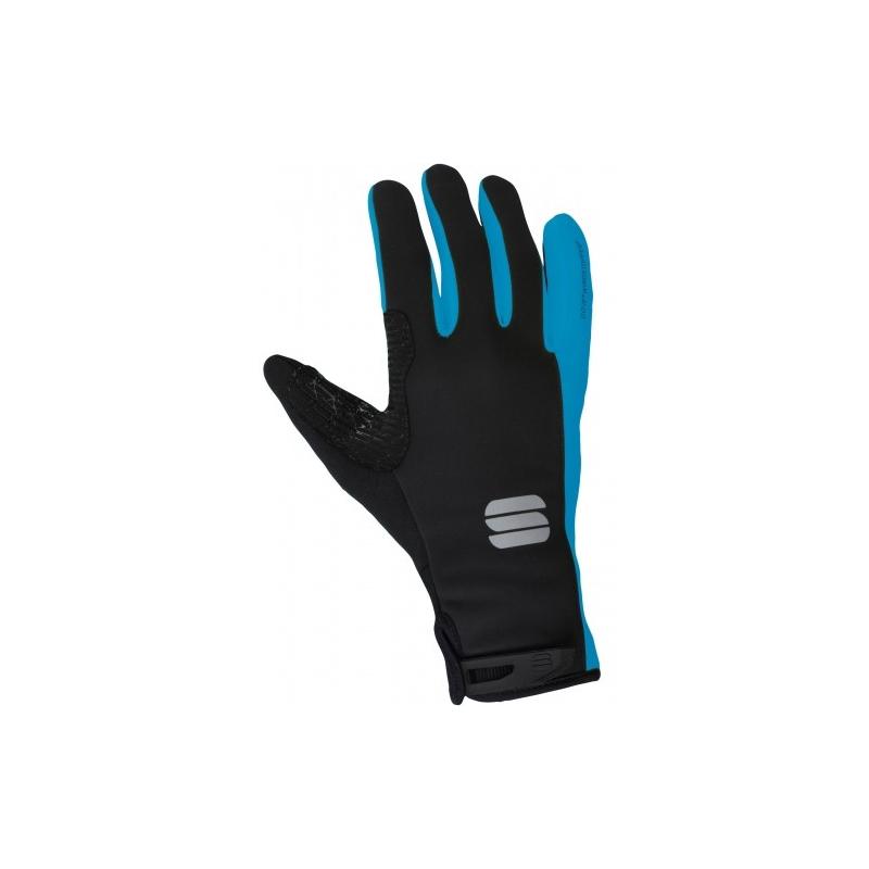 Γάντια Sportful Windstopper ESSENTIAL 2 - Black/blue Dalavikas bikes