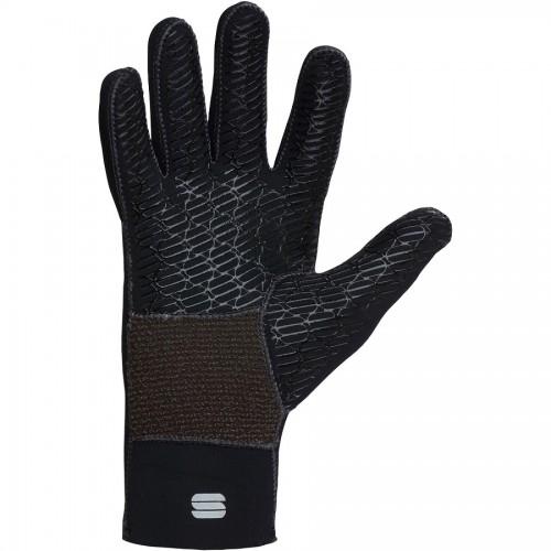 Ποδηλατικά γάντια Sportful NO RAIN - Black Δαλαβίκας bikes