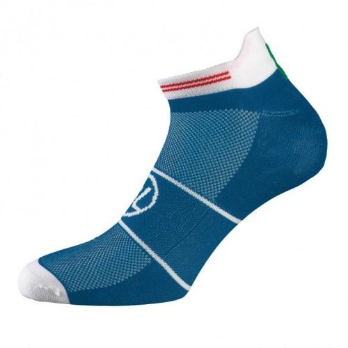 TROFEO. Bicycle Line καλοκαιρινές κάλτσες μπλέ