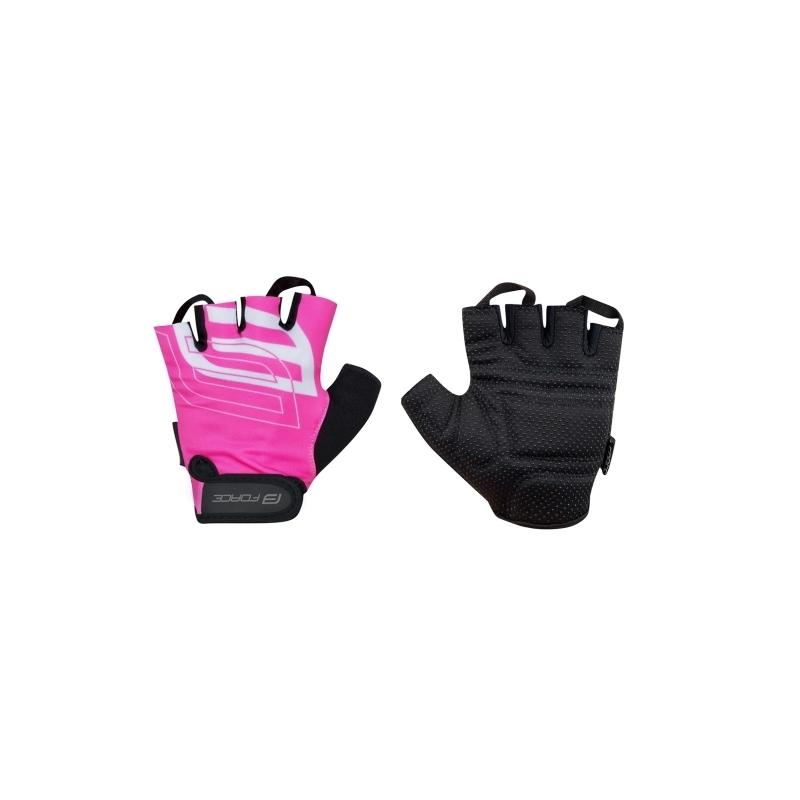 Force γάντια Junior & ενηλίκων Sport Ροζ Dalavikas bikes