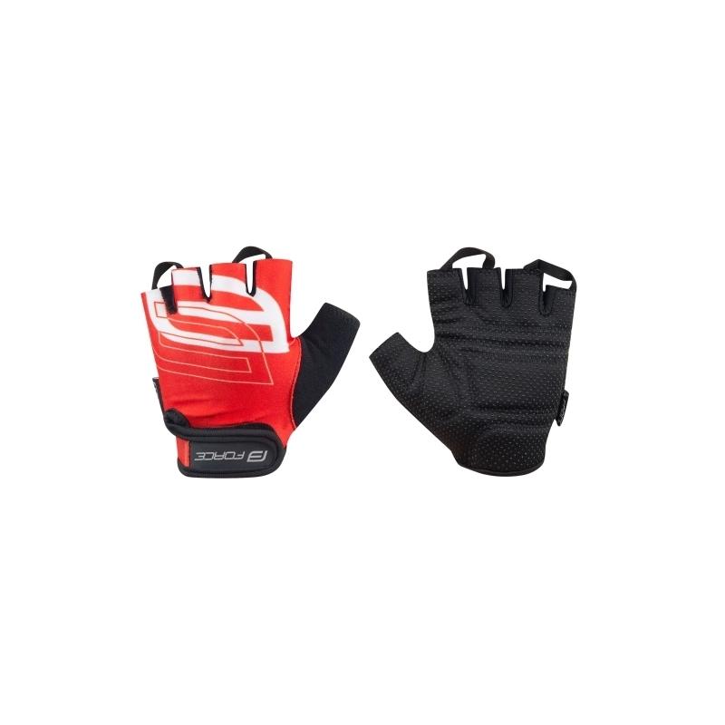 Force γάντια Junior & ενηλίκων Sport κόκκινα Dalavikas bikes