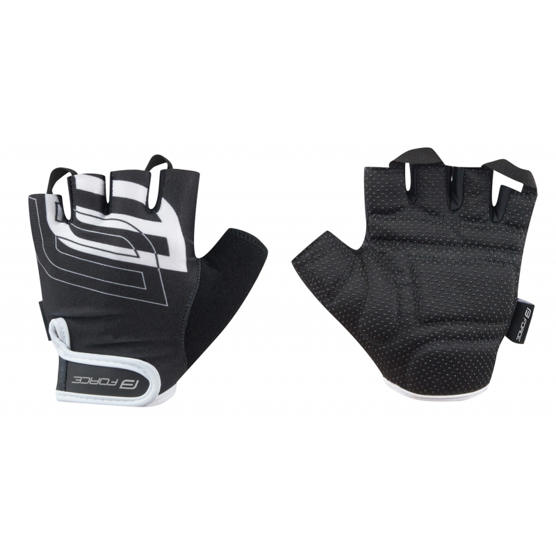 Force γάντια Junior & ενηλίκων Sport μαύρα Dalavikas bikes