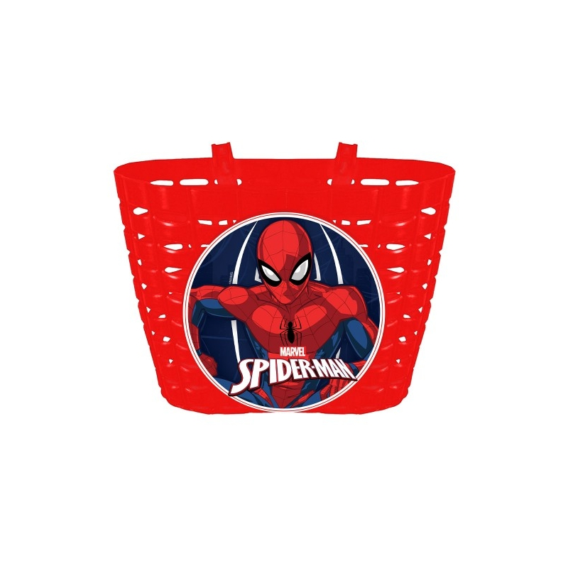 Παιδικό καλάθι Disney Spiderman Dalavikas bikes