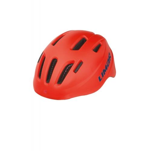 Limar 224 matt red παιδικό ποδηλατικό κράνος
