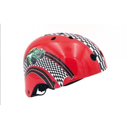 Παιδικό κράνος Cyclo Y-09 BMX Skate red