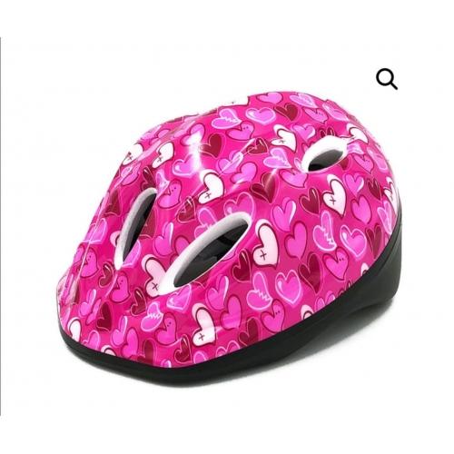 Παιδικό κράνος Cyclo MV5-2 pink heart