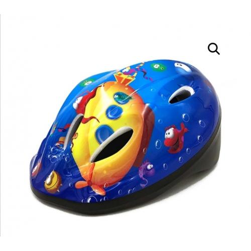 Παιδικό κράνος Cyclo MV5-2 fish blue