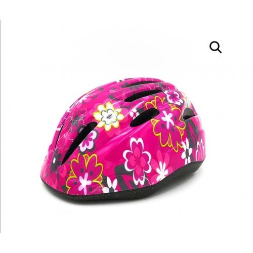 Παιδικό κράνος Cyclo HB6-3 flower pink