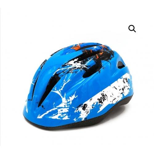 Παιδικό κράνος Cyclo HB6-3 mix blue