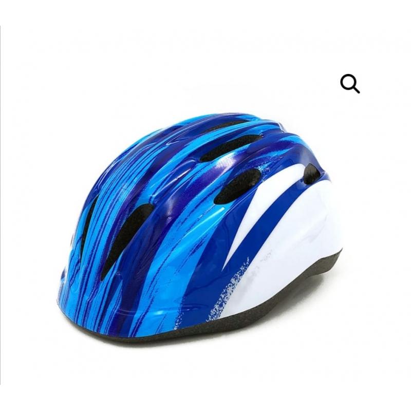 Παιδικό κράνος Cyclo HB6-3 blue white Dalavikas bikes