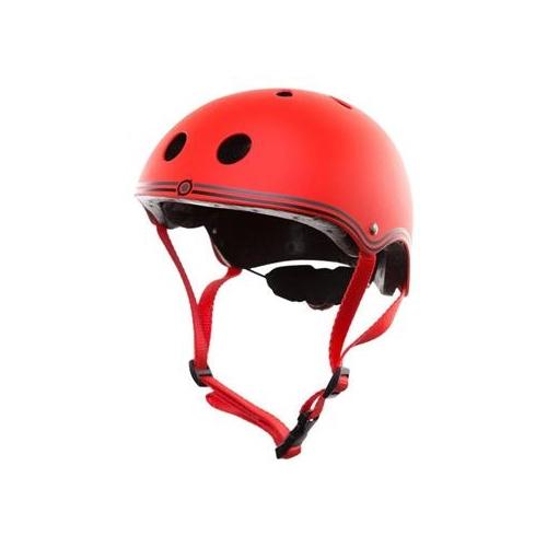 Globber Κράνος Junior red 48-51cm για ποδήλατο ή πατίνι