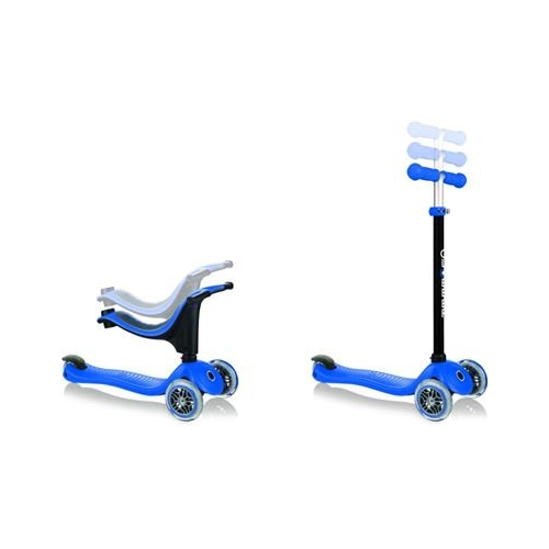 Globber Scooter Go-Up Sporty Navy blue παιδικό Πατίνι- Scooter Δαλαβίκας bikes