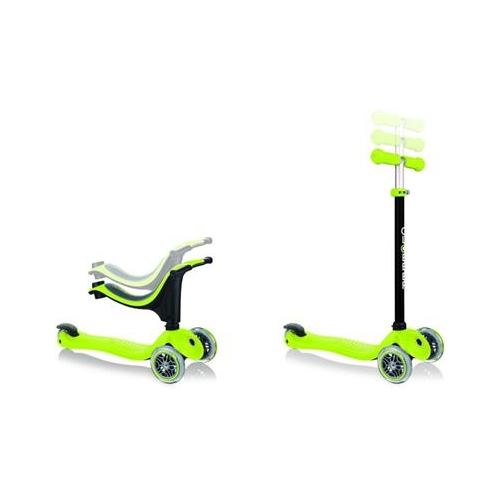 Globber Scooter Go-Up Sporty lime παιδικό Πατίνι- Scooter Δαλαβίκας bikes