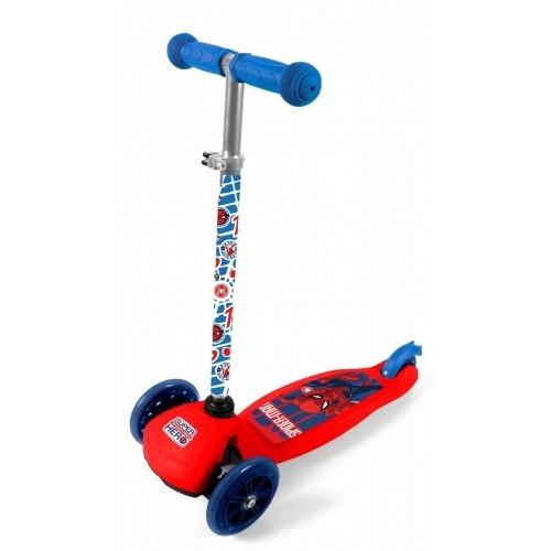 Παιδικό πατίνι (scooter) Disney Spiderman με 3 ρόδες