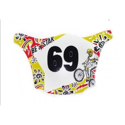Cyclo διακοσμητική ταμπέλα ΒΜΧ Δαλαβίκας bikes