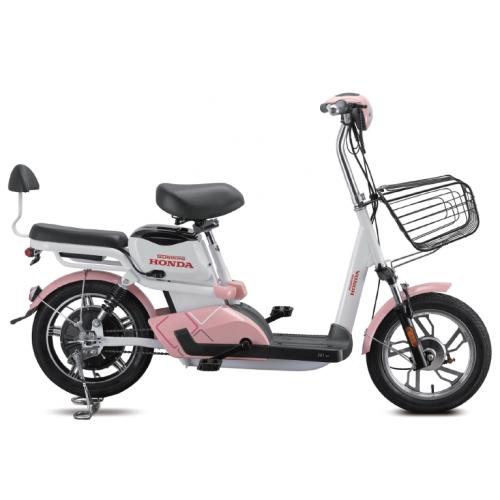 HONDA S01-S6 e-scooter - ροζ Ηλεκτρικό scooter