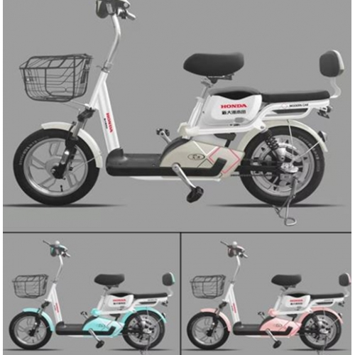 HONDA S01-S6 e-scooter - λευκό Ηλεκτρικό scooter