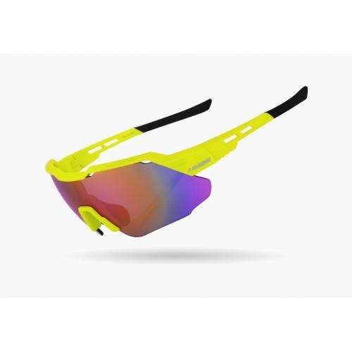 Limar Kona Yellow ποδηλατικά γυαλιά ηλίου Δαλαβίκας bikes