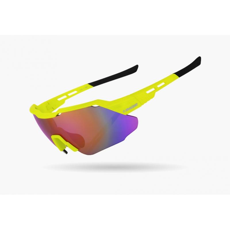 Limar Kona Yellow ποδηλατικά γυαλιά ηλίου Dalavikas bikes