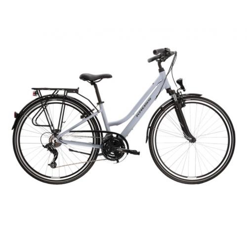 Kross Trans 2 28'' Grey -Ice Ποδήλατο trekking -city lady Δαλαβίκας bikes