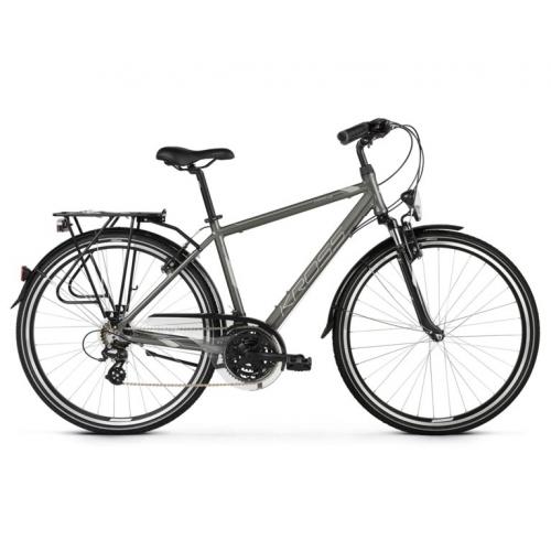 Kross Trans 2 28'' Grey silver Ποδήλατο trekking -city lady Δαλαβίκας bikes