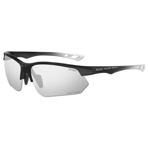 """Γυαλιά Ποδηλασίας R2 """"DROP"""" - Μαύρο με Φωτοχρωμικούς Φακούς Δαλαβίκας bikes"""