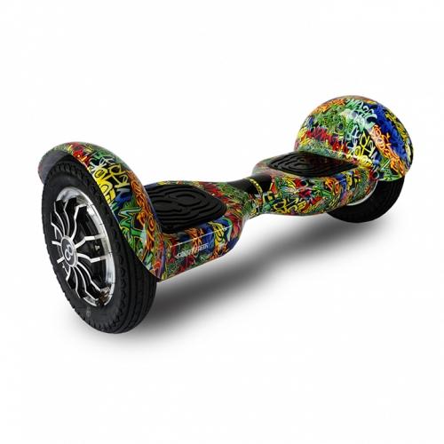 Hoverboard Skateflash K10 HipHop Bluetooth Ηλεκτρικό Πατίνι-Scooter
