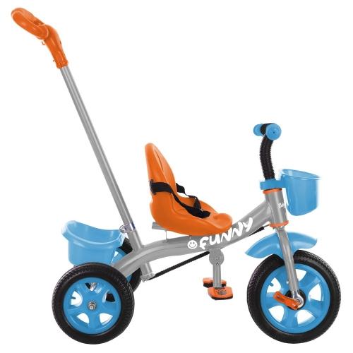 Sport1 Τρίκυκλο bebe ποδηλατάκι πορτοκαλί Δαλαβίκας bikes
