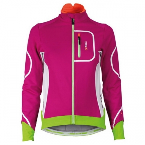 BicycleLine Winter Jacket Eden Fuchsia