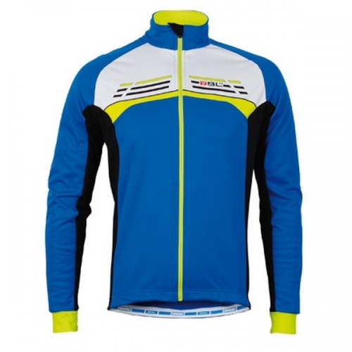 BicycleLine Winter Jacket Evoluto Blue