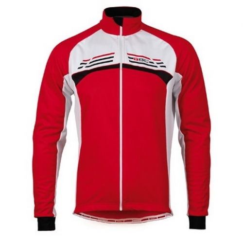 BicycleLine Winter Jacket Evoluto Red Δαλαβίκας bikes