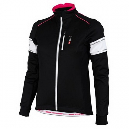 BicycleLine Winter Jacket Goia Black Δαλαβίκας bikes