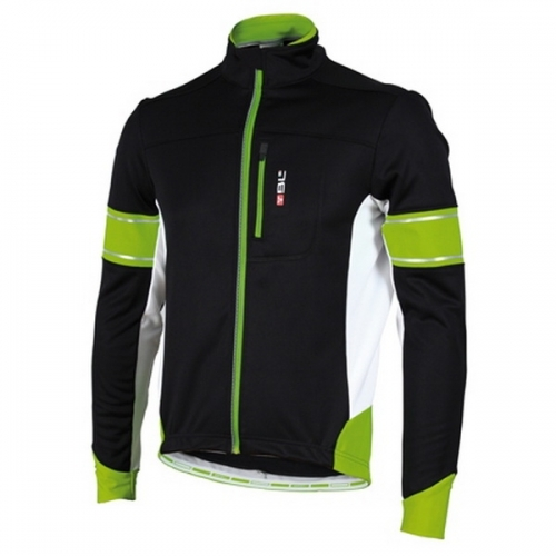 BicycleLine Winter Jacket Lode Black Δαλαβίκας bikes