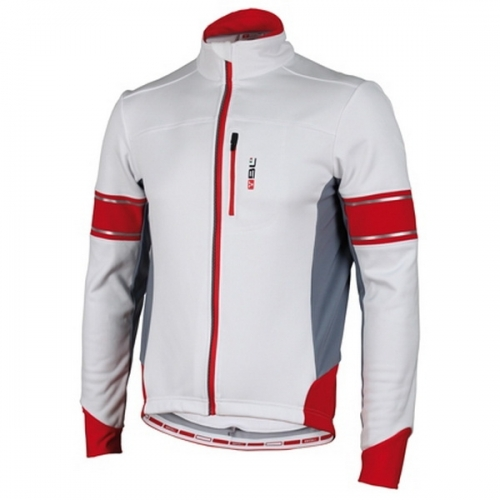 BicycleLine Winter Jacket Lode White χειμερινό μπουφάν