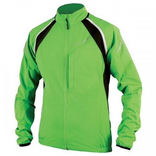 Endura Convert Softshell Man Green