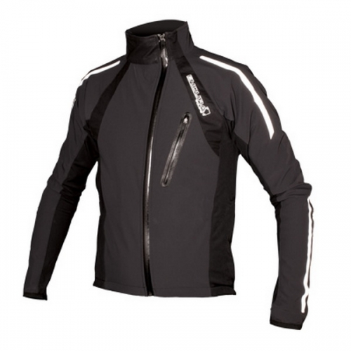 Endura Equipe Thermo Windshield Jacket Black