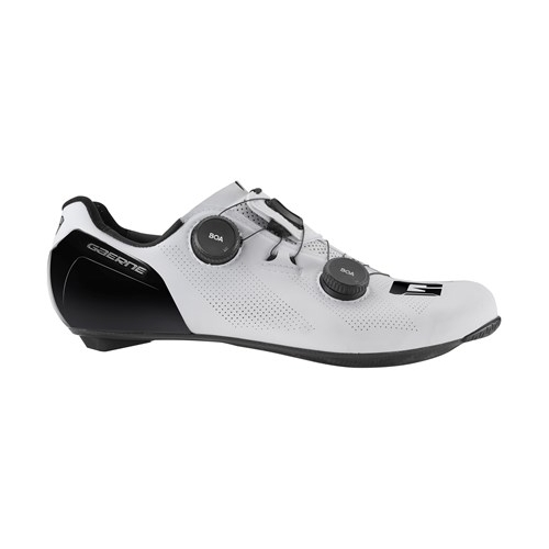 GAERNE CARBON G.STL WHITE Πoδηλατικά παπούτσια δρόμου