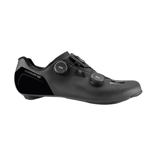 GAERNE CARBON G.STL MATT BLACK Πoδηλατικά παπούτσια δρόμου