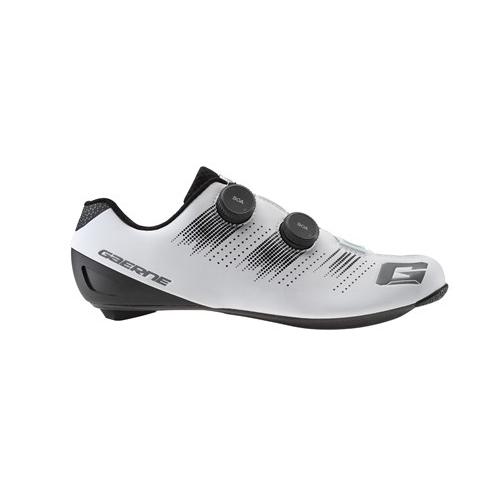 GAERNE CARBON G.CHRONO MATT WHTE Πoδηλατικά παπούτσια δρόμου