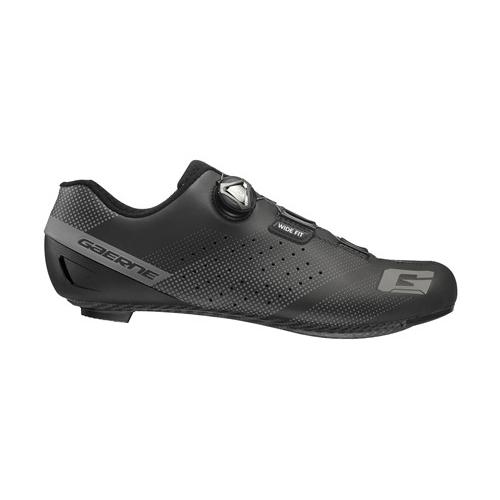 GAERNE CARBON G.TORNADO WIDE MATT GREY Πoδηλατικά παπούτσια δρόμου Δαλαβίκας bikes