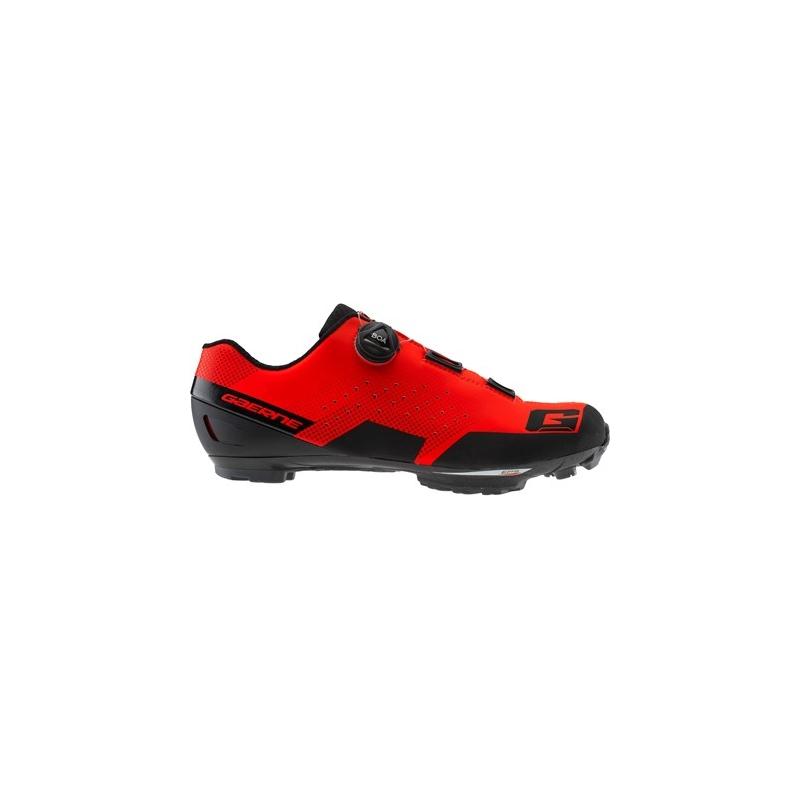 GAERNE CARBON G.HURRICANE MATT redΠoδηλατικά παπούτσια δρόμου Dalavikas bikes