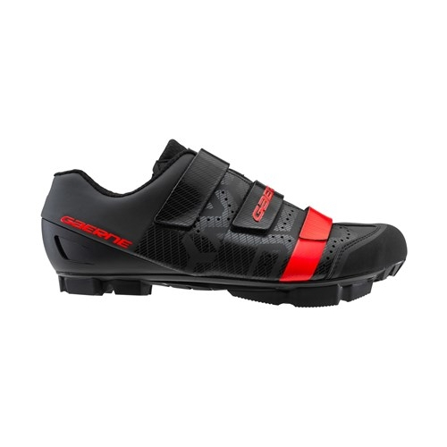GAERNE CARBON G.LASER MATT BLACK RED Πoδηλατικά παπούτσια. Δαλαβίκας bikes