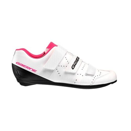 GAERNE G.RECORD LADY WHITE FUXIA Πoδηλατικά παπούτσια δρόμου Δαλαβίκας bikes