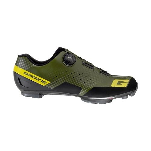 GAERNE G.HURRICANE MATT GREEN Πoδηλατικά παπούτσια δρόμου Δαλαβίκας bikes